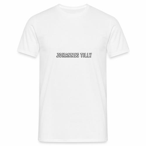 Johannes tilly - T-shirt herr