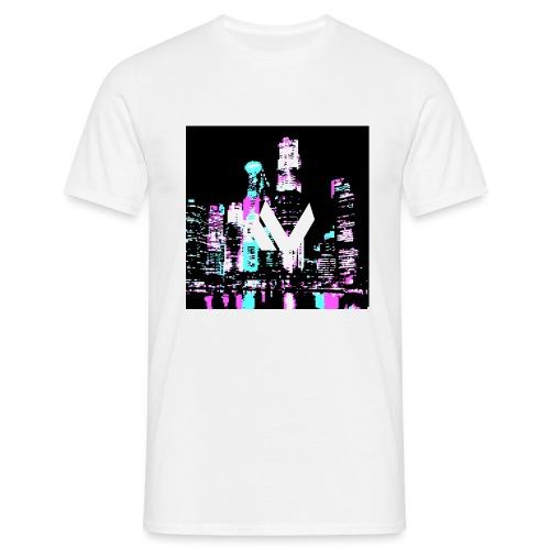 Hacked - Männer T-Shirt