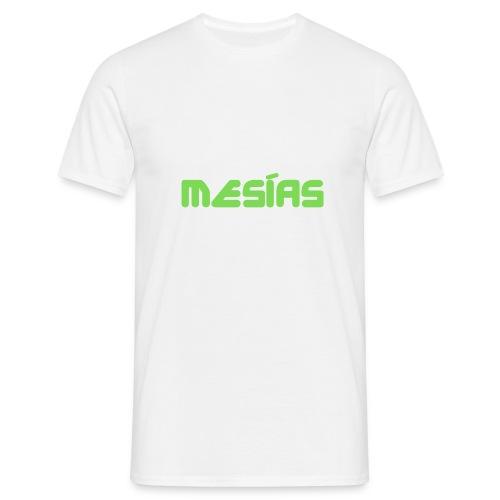 Mesias 3 - Camiseta hombre