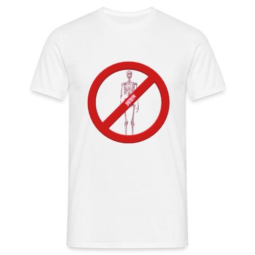 dead skeleton - Men's T-Shirt