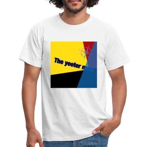 yeet - T-shirt herr