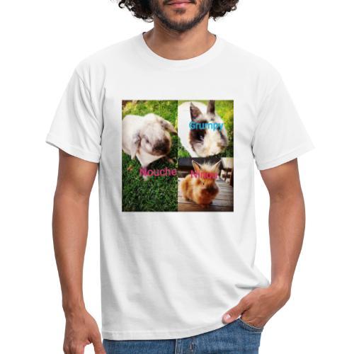 Mygoodanimallife - Mannen T-shirt