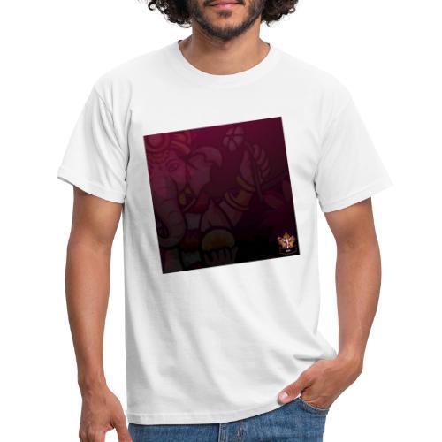 Elephant King - Men's T-Shirt