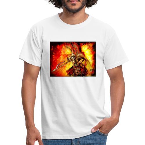 ogien - Koszulka męska