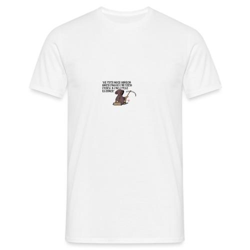 Comicità - Maglietta da uomo