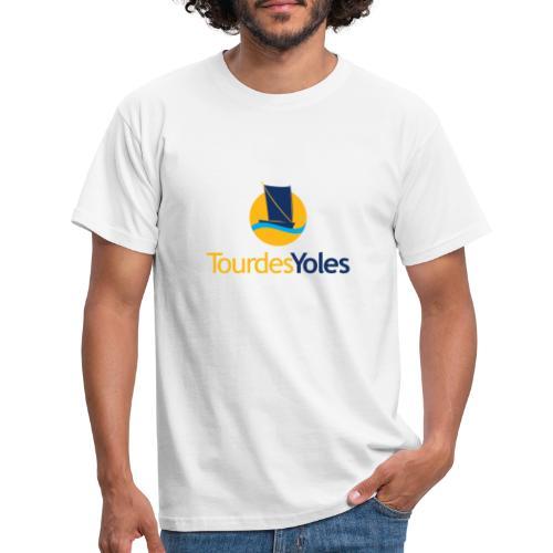Tour des Yoles - T-shirt Homme