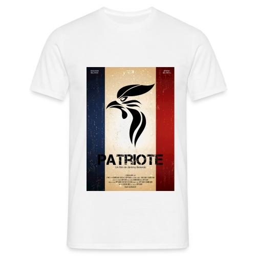 affiche Patriote - T-shirt Homme