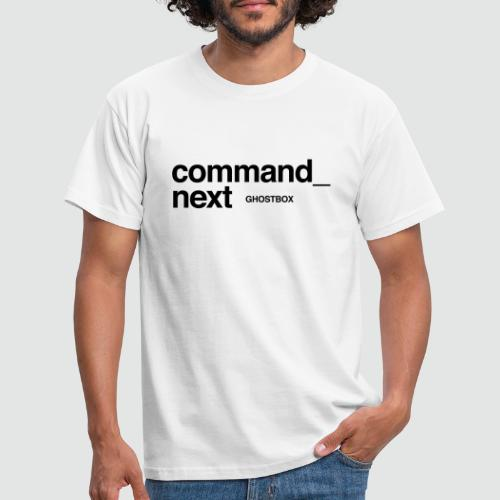 Command next – Ghostbox Staffel 2 - Männer T-Shirt