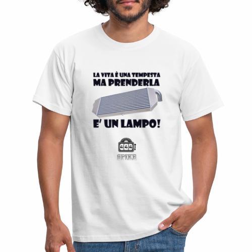 INTERCOOLER (nero) - Maglietta da uomo