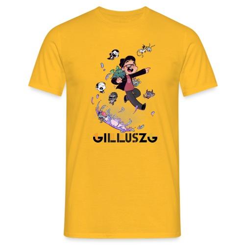 GillusZG tshirt - T-shirt Homme
