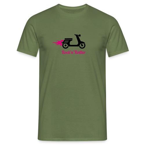 Rock n Roller - Männer T-Shirt