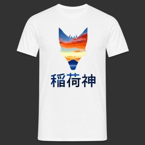 Inari Fox (Fuji Edition) - T-shirt Homme