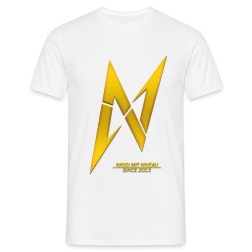 Video Logo - Männer T-Shirt