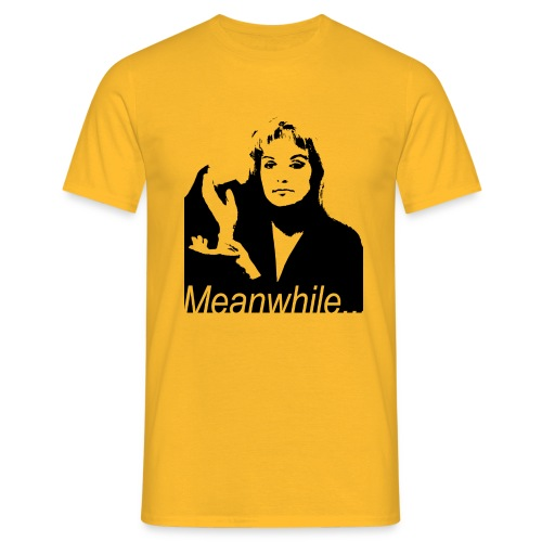 Laura Palmer meanwhile... - Maglietta da uomo