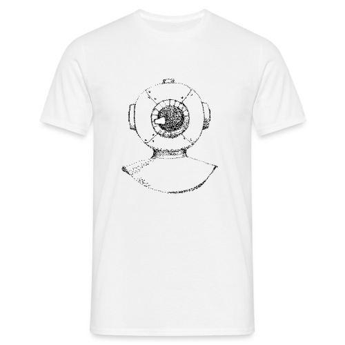 nautic eye - Mannen T-shirt