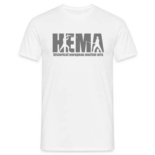 HEMA historical european martial arts - Men's T-Shirt