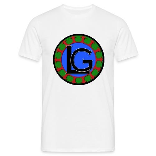 loczgriplogo10 - Männer T-Shirt