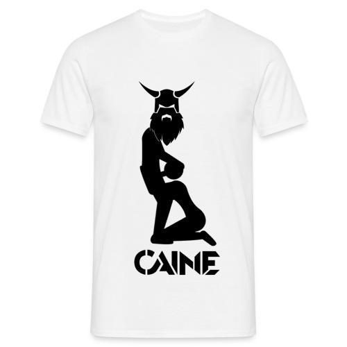 cainelogoblack - Men's T-Shirt