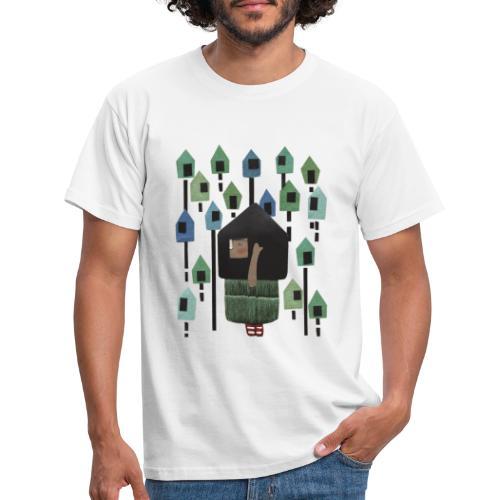 BELEN CATALANO X iorestoacasaArtistiUniti - Maglietta da uomo