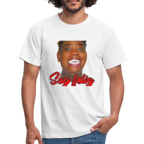 Yo Soy Feliz -- Dj Topo - Camiseta hombre