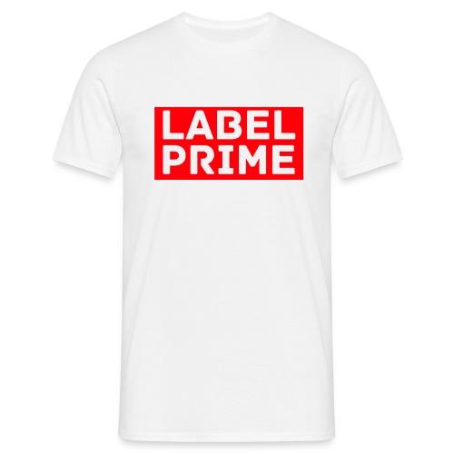LABEL - Prime Design - Men's T-Shirt
