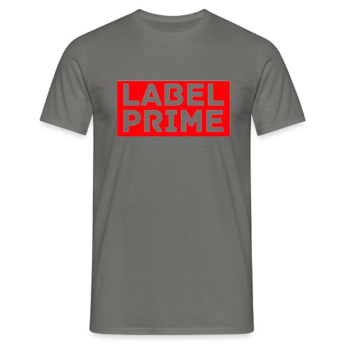 LABEL - Prime Design - Men's T-Shirt