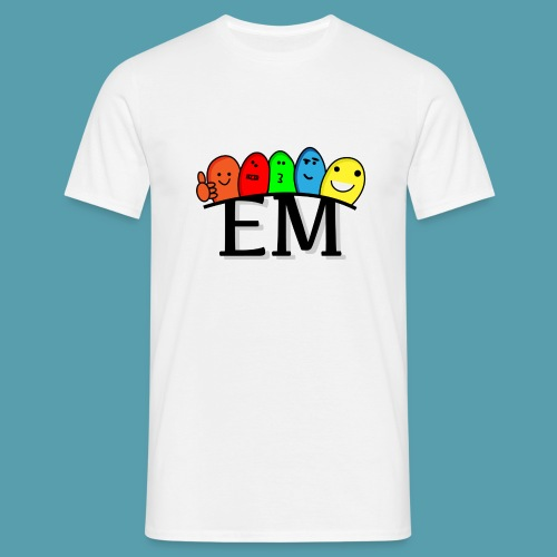 EM - Miesten t-paita