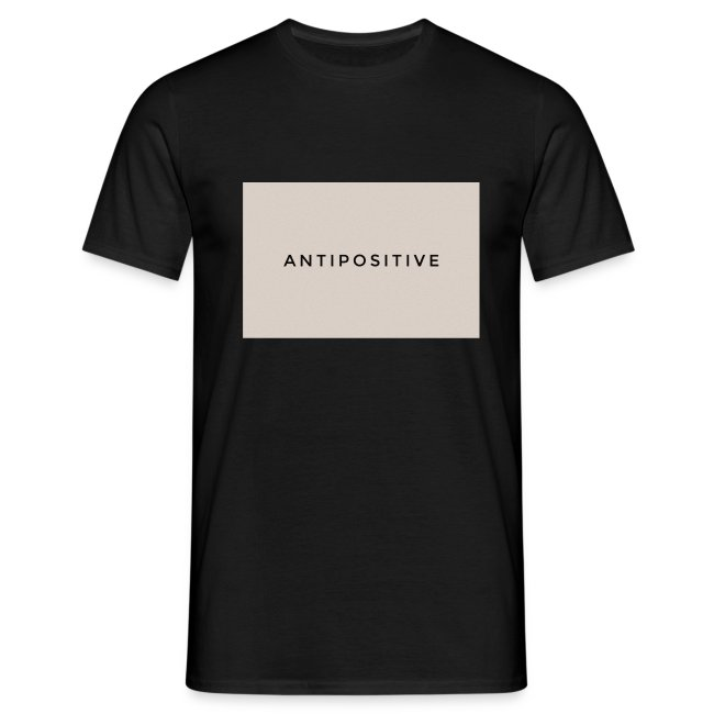 The first AntiPositive