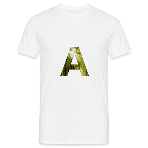A - Forest Design - Herre-T-shirt