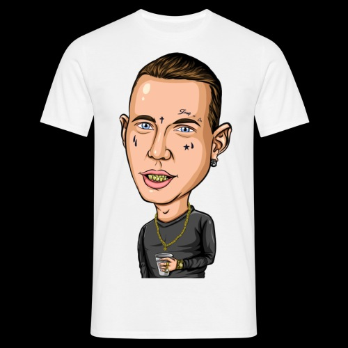 RAYBEATZ808 - Männer T-Shirt