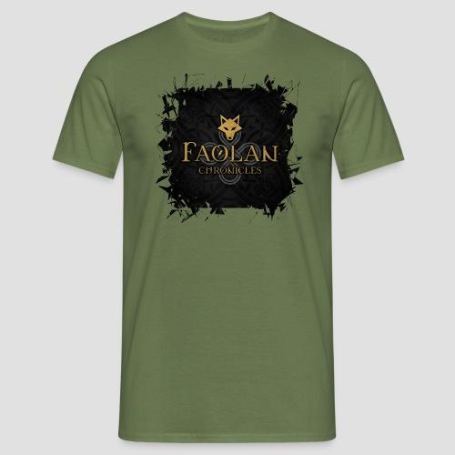 Chronicles Cover - Männer T-Shirt