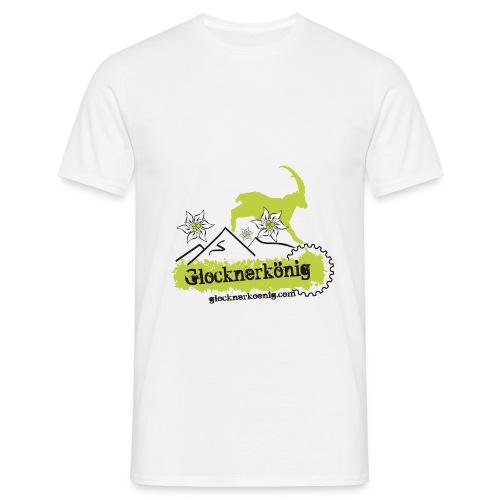 glocknerkoenig - Männer T-Shirt