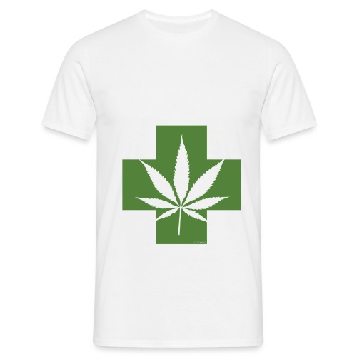 MEDI_WEED - Men's T-Shirt