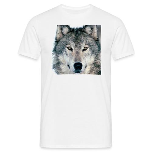 Lupo - Maglietta da uomo
