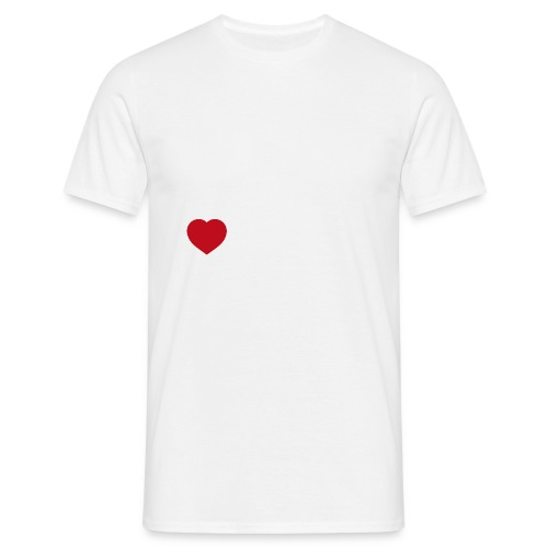 New York loves me - Männer T-Shirt