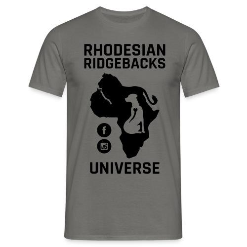 RRU - T-shirt herr
