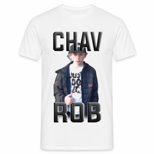 ChavHesRob png - Men's T-Shirt