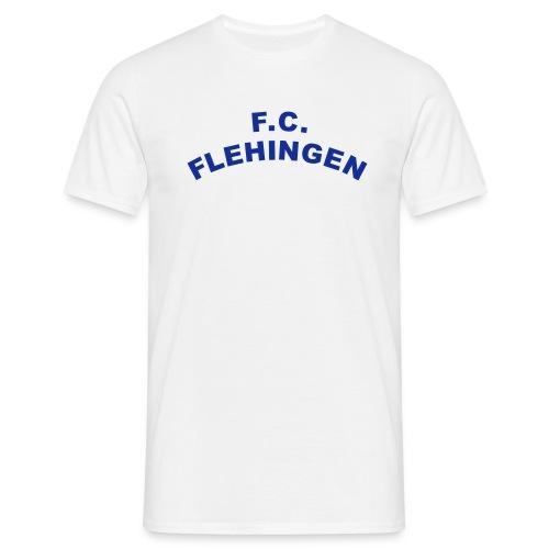 FC Flehingen gebogen - Männer T-Shirt