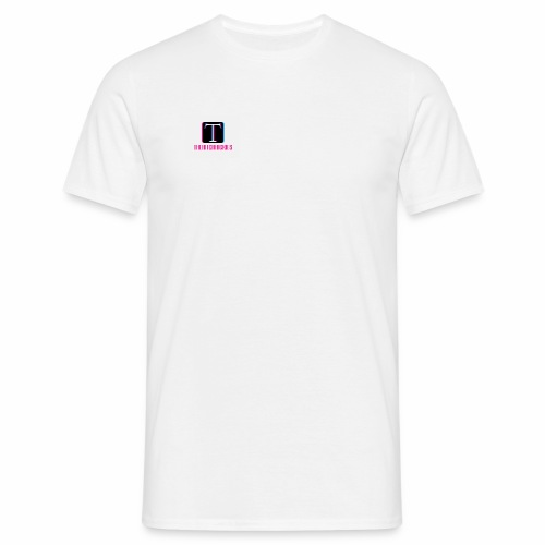 TheHitchHickies (In White) - Men's T-Shirt