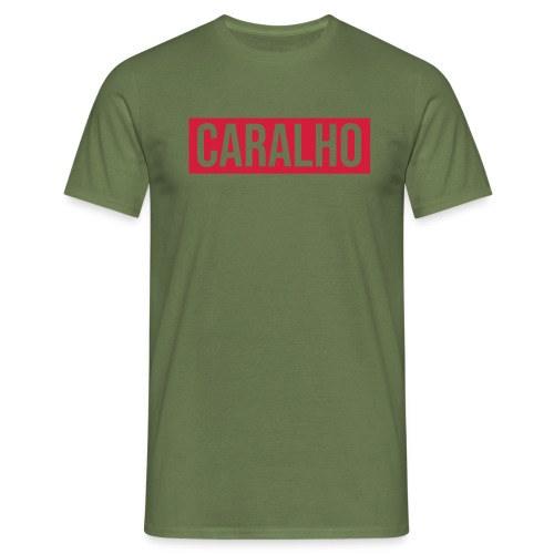 CARALHO - T-shirt Homme
