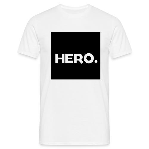 HERO. - Männer T-Shirt