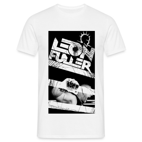 Leon Fuller fanshirt - Men's T-Shirt