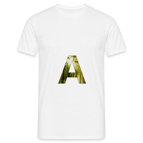 A - Forest Design - Herre-T-shirt