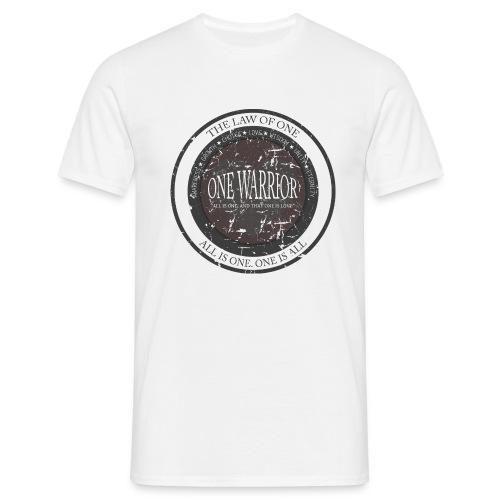 onewarriorgrunge - Men's T-Shirt
