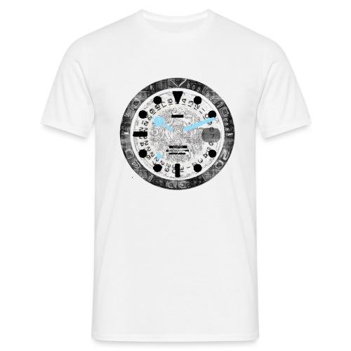 Grunge Reverse Movement - Männer T-Shirt