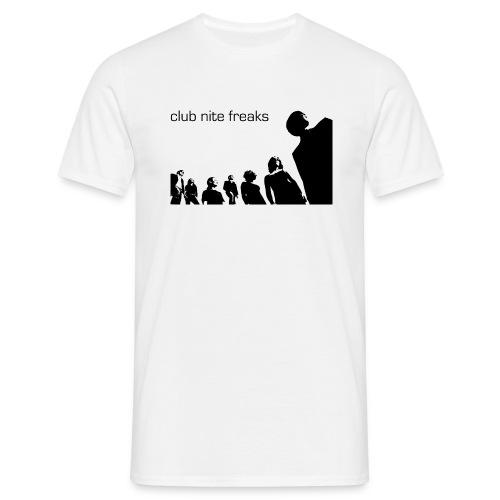 Club Nite Freaks - Männer T-Shirt