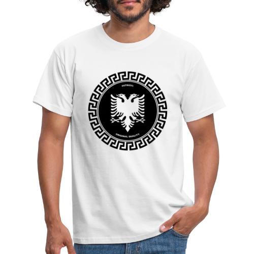 Patrioti Medusa - Männer T-Shirt