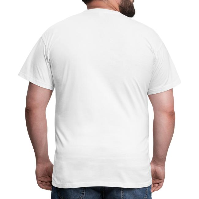 Da Papa is mei Höd - Männer T-Shirt