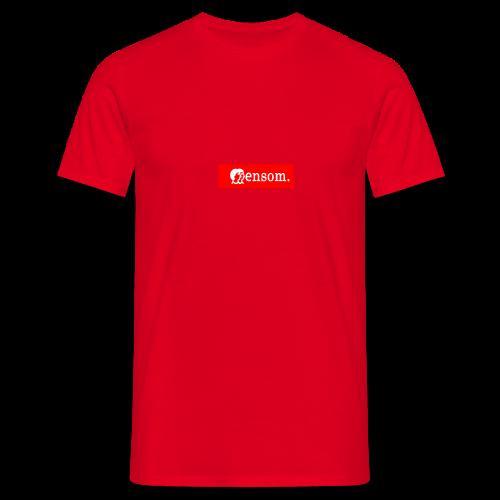Ensom - T-skjorte for menn