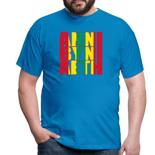 Annibyniaeth - Men's T-Shirt